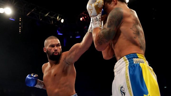 Haye: Usyk Can't Get Hit Like That By Joshua; He Has Work To Do
