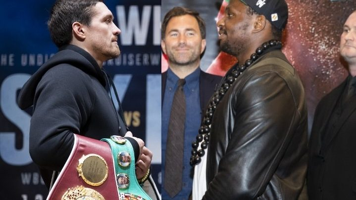 Whyte: I Would Maul Usyk All Night, He'll Struggle at Heavyweight!