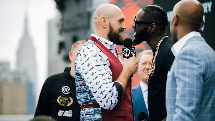 Fury: Roach Can Do Whatever He Wants In Corner On Fight Night