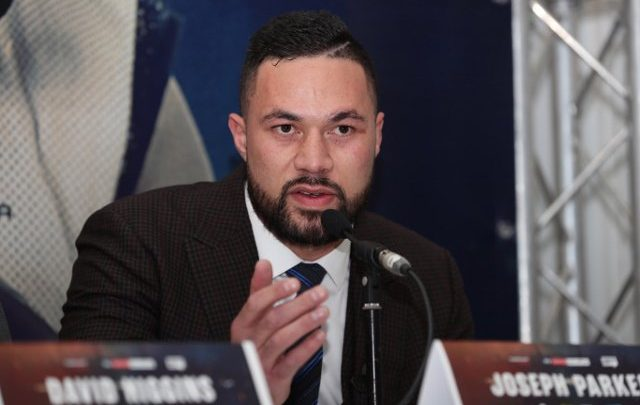 Joseph Parker Promises No More 'Mr. Nice Guy' With Flores