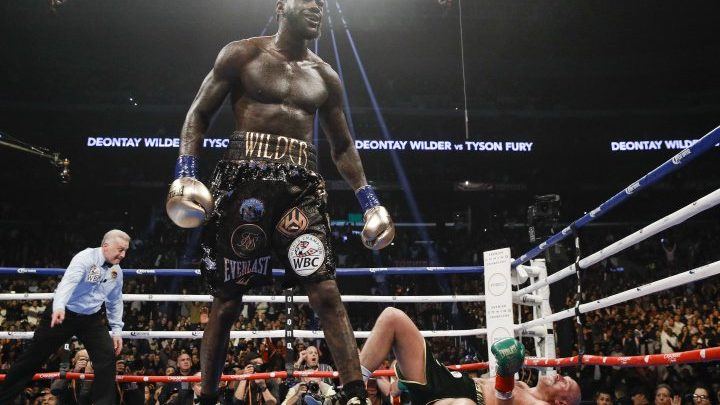 Hopkins: Wilder Beat Fury – Will Knock Him Out in Rematch!