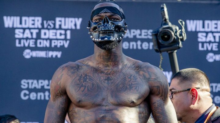 Wilder Will Add Weight For Fury Rematch; Targets 245 Pounds