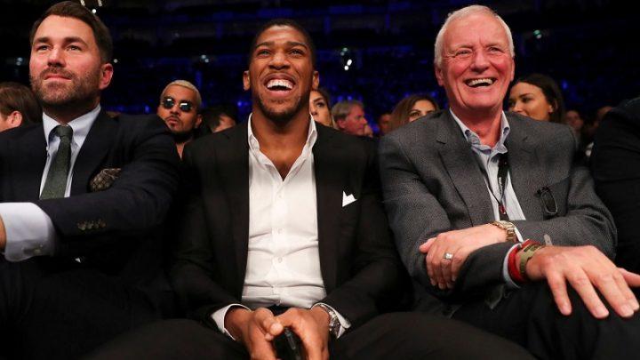 Warren confirms 'derisory' Hearn bypass offer to Fury, wants Joshua 50-50