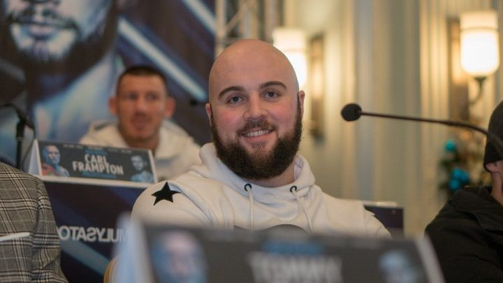 Nathan Gorman Aims For Spectacular KO on February 23