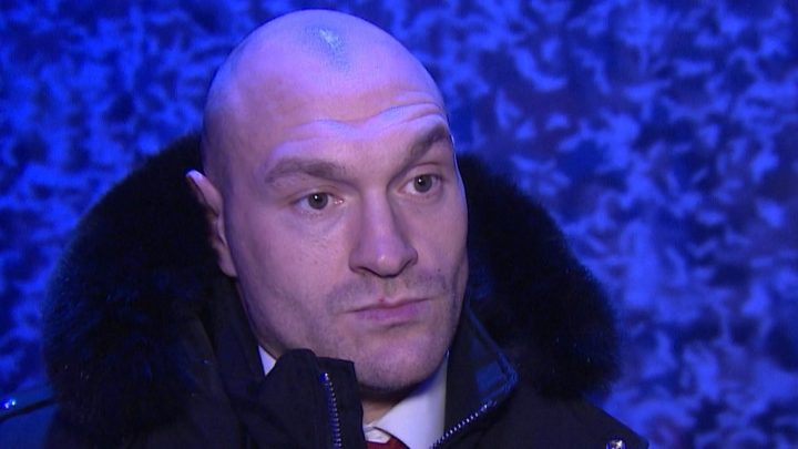 Tyson Fury: No Deontay Wilder rematch would be 'not the end of the world'