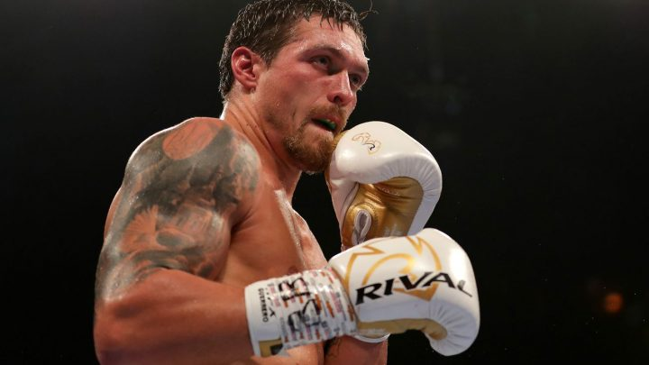 Usyk-Povetkin possible for May 18