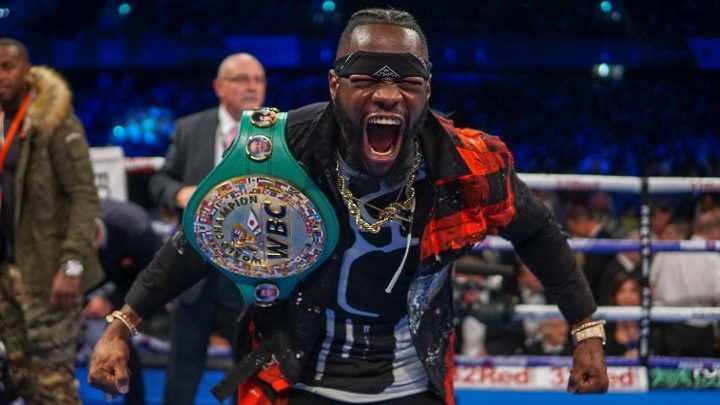 Wilder: I'm A (Network) Free Agent; I Can Fight Anyone, Anywhere!
