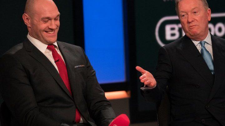 Warren Takes a Swipe at Joshua, Hearn in Wake of Big Fury Deal
