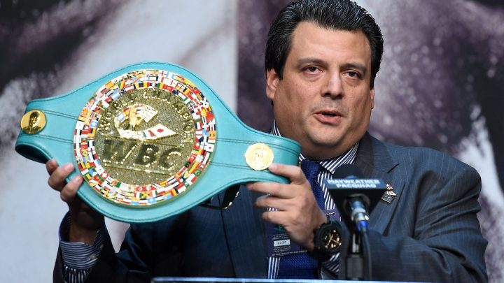 WBC to make decisions on Whyte, Campbell situations