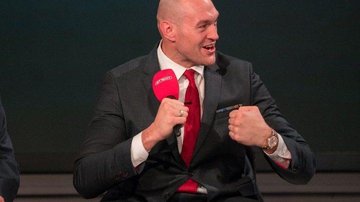 Tyson Fury: I Can't Wait To Face Schwarz, He's Unbeaten & Fresh!