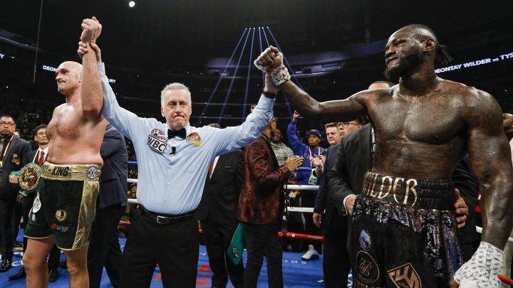 Wilder: Why Won't Fury Take Rematch if He Feels He Was Robbed?
