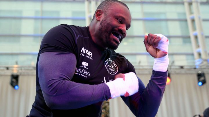 Chisora: Big names don't want to fight each other, I'll take them
