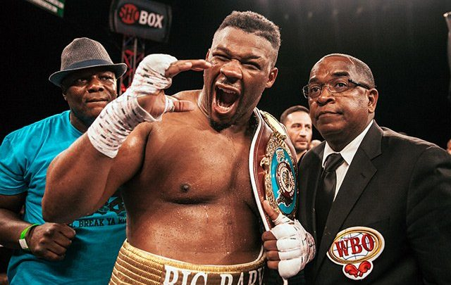 Jarrell Miller tests positive for a third, yes a third, time