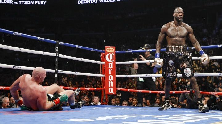 Wilder: Tyson Fury Don't Want To Feel My Power No More!