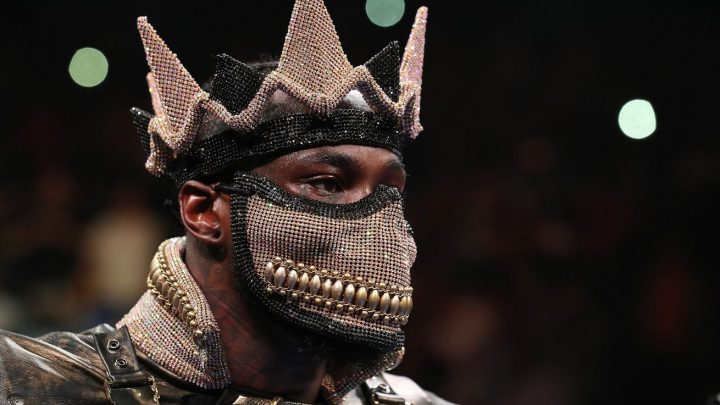 Wilder: No regrets over comments, doesn't think Joshua or Fury happen this year