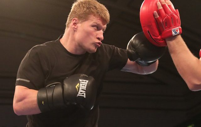 Povetkin vs. Alexander is Possible For Khan-Goyat Card in Jeddah