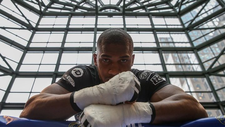 Hearn: Anthony Joshua Will Come Back and Rule Again