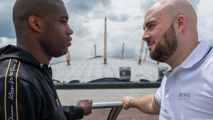 Nathan Gorman: Daniel Dubois' Power Will Not Trouble Me