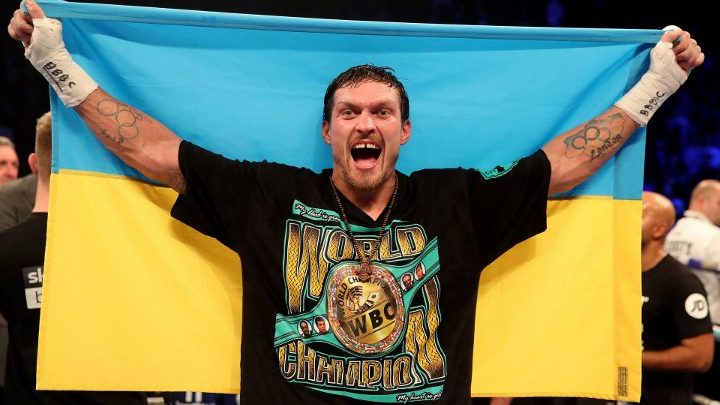 Oleksandr Usyk Set Down as Mandatory For Ruiz-Joshua Winner