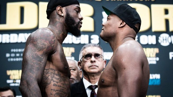 Wilder-Ortiz II: November 9 New Working Date For Rumored Bout