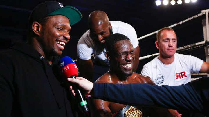 Whyte: If Riakporhe Wins in Good Fashion, We'll Look For Okolie