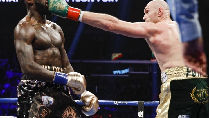 Whyte: Wilder Is Garbage; Fury Would Beat Him Again In Rematch