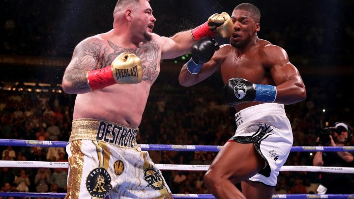 Ruiz reportedly agrees to Saudi Arabia deal for Joshua rematch