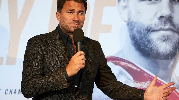 Hearn: Ruiz Can't Moan About Neutral Venue For Joshua Rematch
