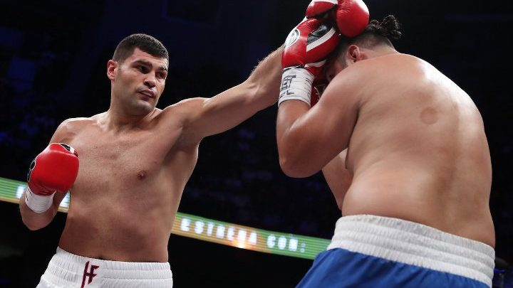 Filip Hrgovic Hopes To Face 'Name' Opponent on Ruiz-Joshua