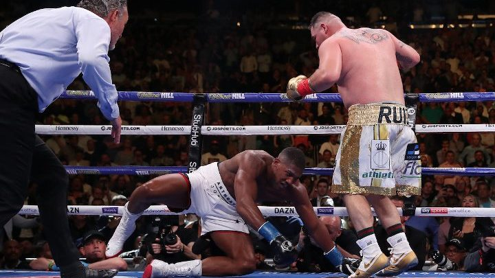 Wilder: Just Because Joshua Lost Once Doesn't Mean It's Over