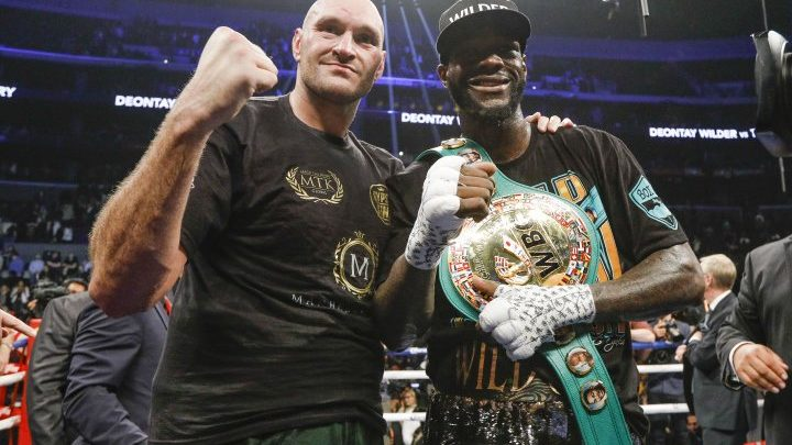 Tyson Fury: In Rematch, Either Me or Wilder Will Get Knocked Out!