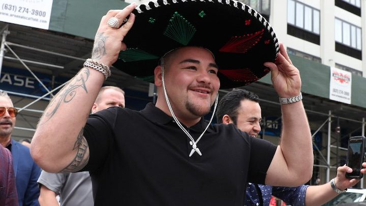 Andy Ruiz: After That, No Way Does Fury Beat Me With One Hand