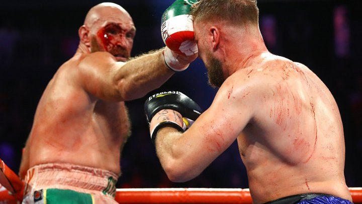 Tyson Fury's Cutman: That Was Worst Cut That I've Ever Seen