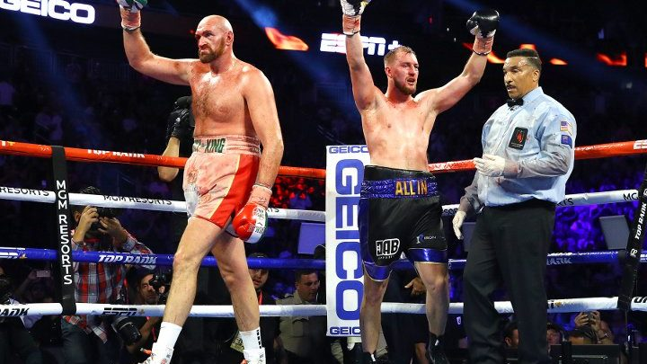 Wallin: Fury Stole Some Rounds, But A Fair Decision