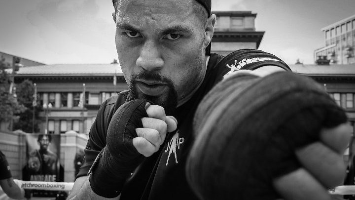 Parker Vows To Be Prepared For Both Calm and Crazy Chisora
