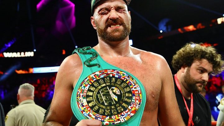 Tyson Fury's Father Furious, Wants Him To Dump Team
