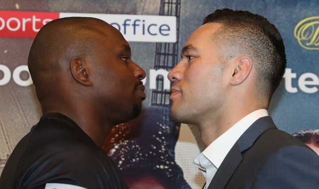 Parker, Should He Beat Chisora, Wants Rematch With Whyte