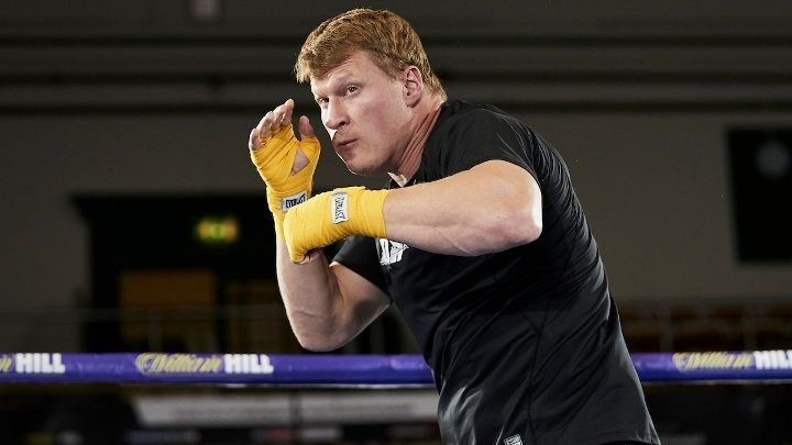 Povetkin's Promoter: Hunter a Very Serious, Dangerous Opponent
