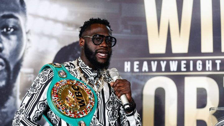 Wilder To Fury: You Are No Champion, Cut That Bullsh*t Out!