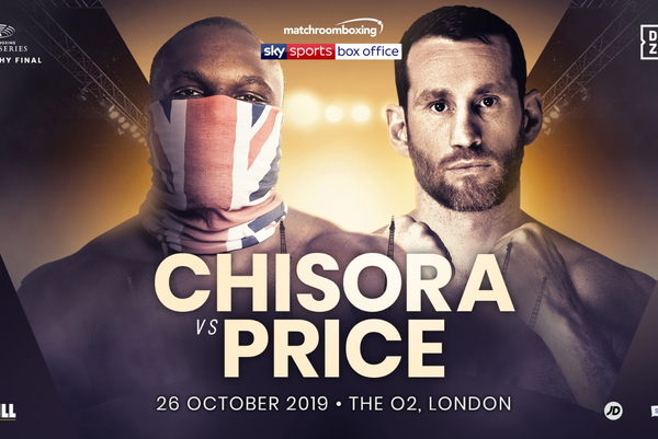 David Price: Why has he taken the Dereck Chisora fight?