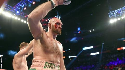 'I lost myself in outlaw character' – Fury says racism fuelled outbursts