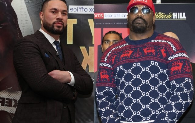 Parker Manager: Chisora Must Stop Running To Lose To Usyk
