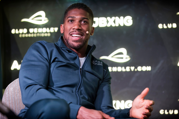 Anthony Joshua – If it was up to me I'd fight Usyk and Wilder vs Fury 2 winner this year