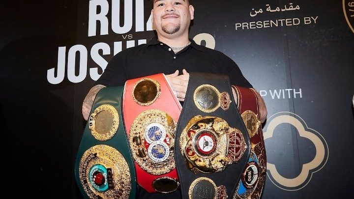 Fury: Andy Ruiz Should Train With Me If He Wants Titles Back