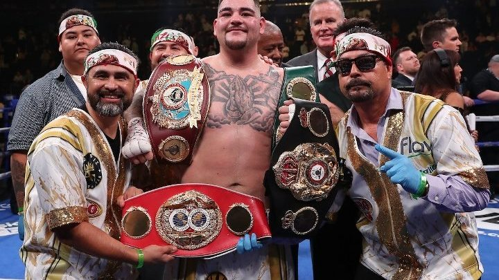 Andy Ruiz, Manny Robles Part Ways – Trainer is Not Surprised