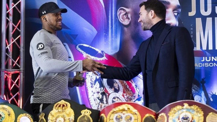 Joshua vs. Wilder-Fury Winner is Being Pursued By Saudi Arabia