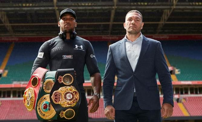 Hearn Expects To Finalize Joshua-Pulev in Coming Weeks