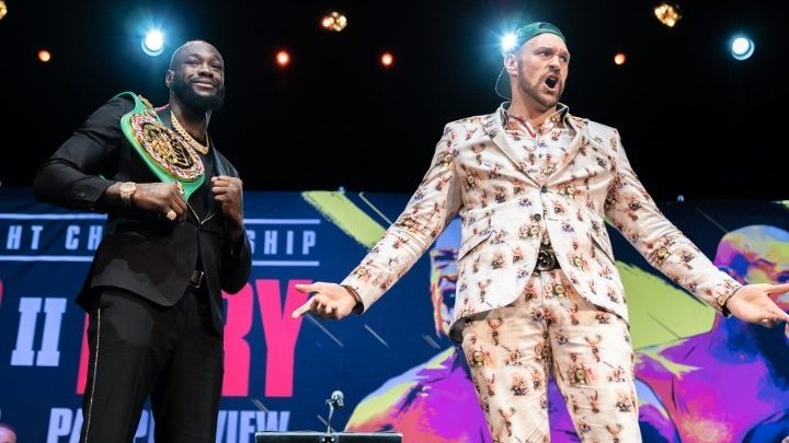 "Tyson Fury: ""If I Don't Knock Wilder Out, It Doesn't Count!"""
