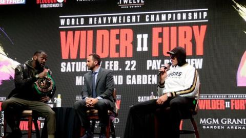'They were absolutely exhausted' – are Fury & Wilder doing too much pre-fight?