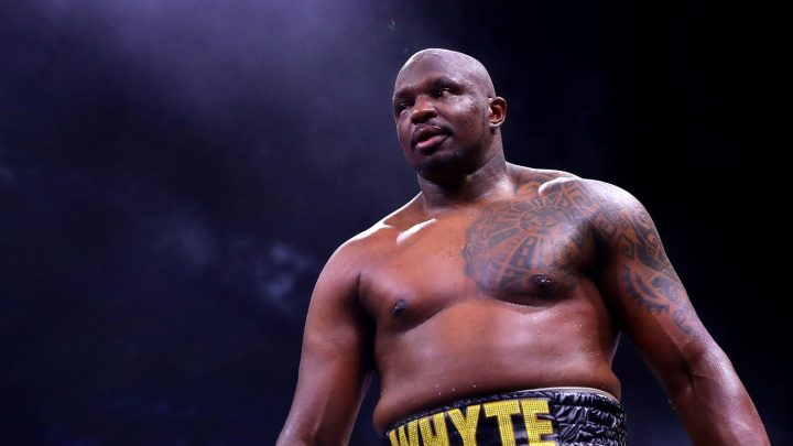 Whyte and Povetkin reportedly closing in on deal
